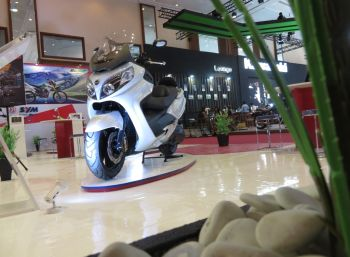 IMOS 2018 Indonesia Motorcycle Show